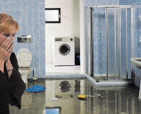 Hilfe bei Wasserschäden im Raum Ebersberg