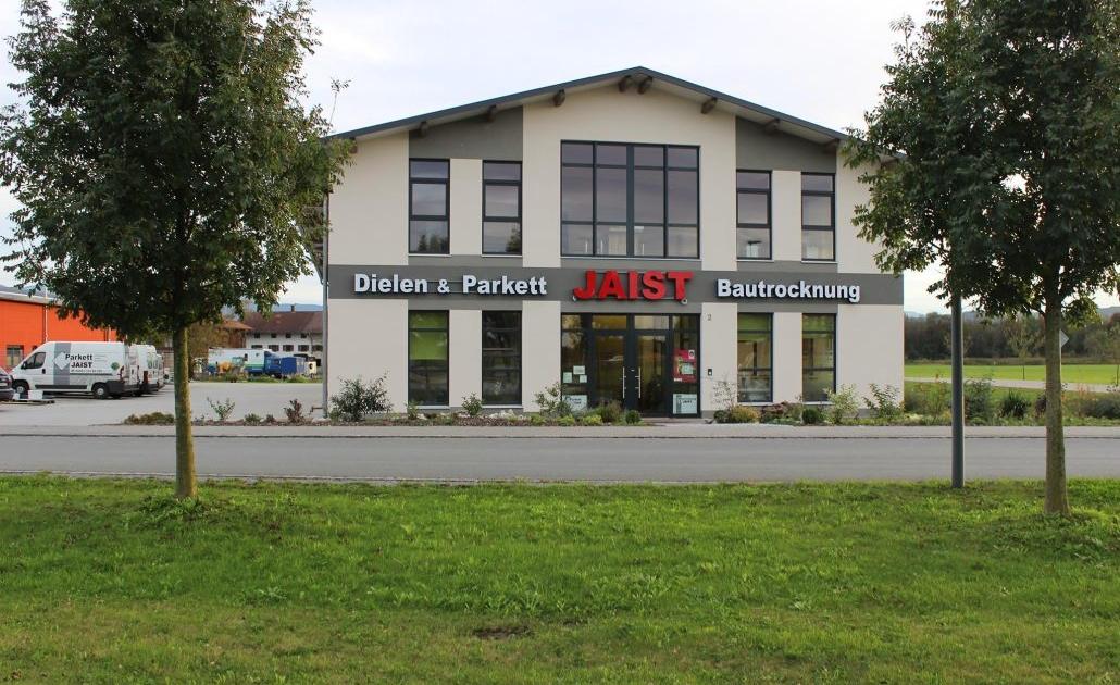 Firmensitz von Jaist Bautrocknung in Bad Aibling